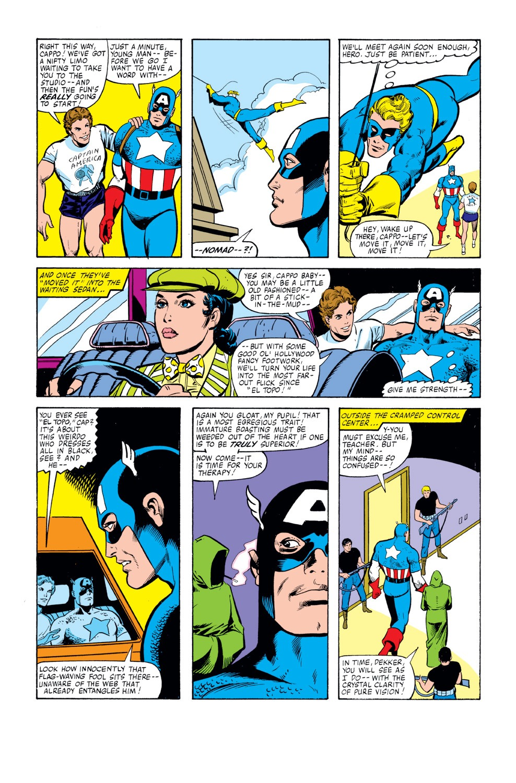 Captain America (1968) Issue #261 #176 - English 13