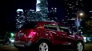 Découvrez le nouveau Chevrolet Trax   www.chevrolet.fr