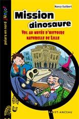 Mission Dinosaure sélectionné pour le prix Gayant