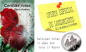 Caricias rotas- Oferta de lanzamiento, solo 10€