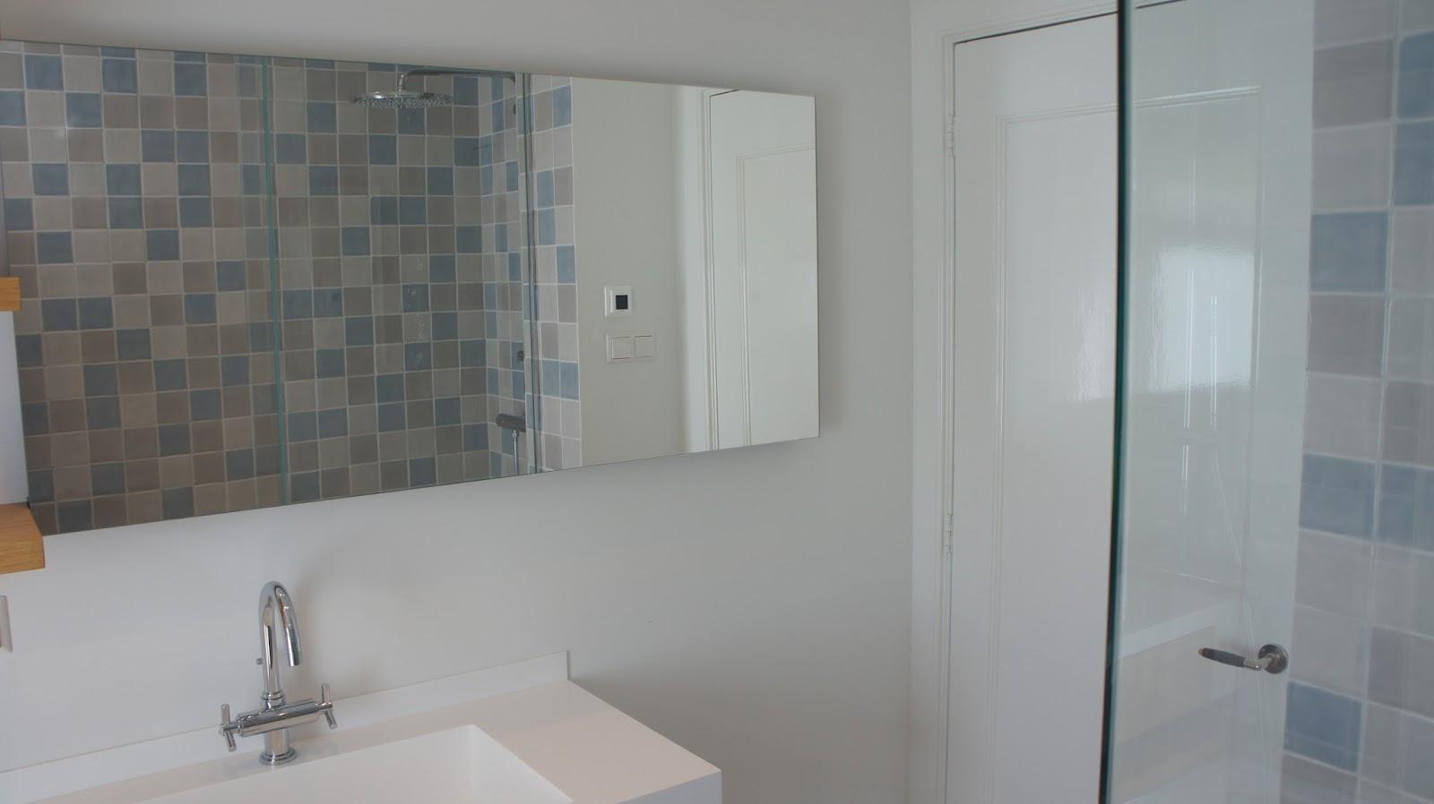 Badkamer idee kleine ruimte: badkamer trends. multifunctionele ...