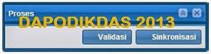 Terbaru Cara Cek Data Dapodik Sekolah, PTK, dan Peserta Didik Di Web Info Pendataan Dapodikdas 2013