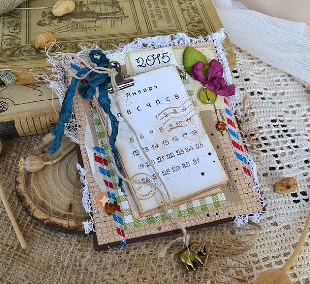 календарь, календарь на 2015 год, 2015 год