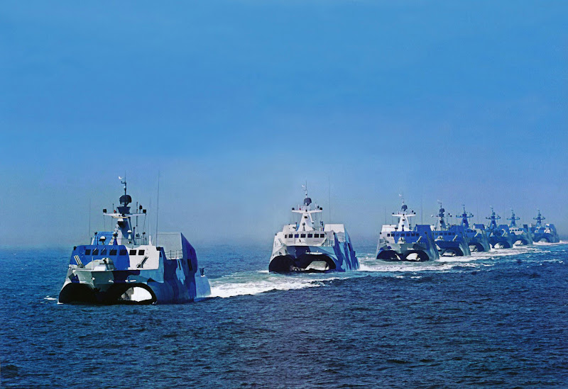Chinese Type 022 Houbei Class Fast Attack Missile Craft (FAMC) title=