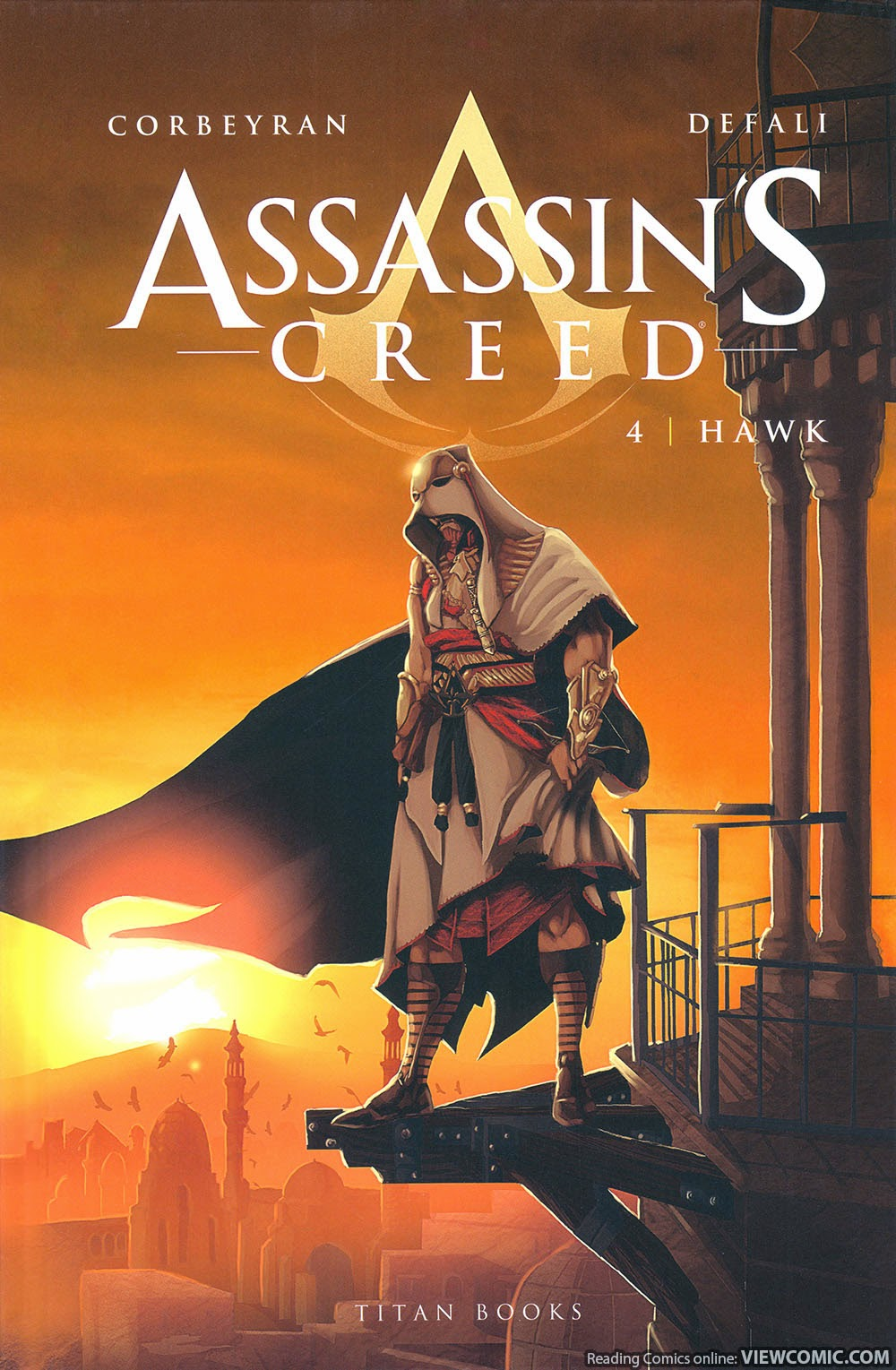 assassin s creed 04 hawk 2013 viewcomic reading comics