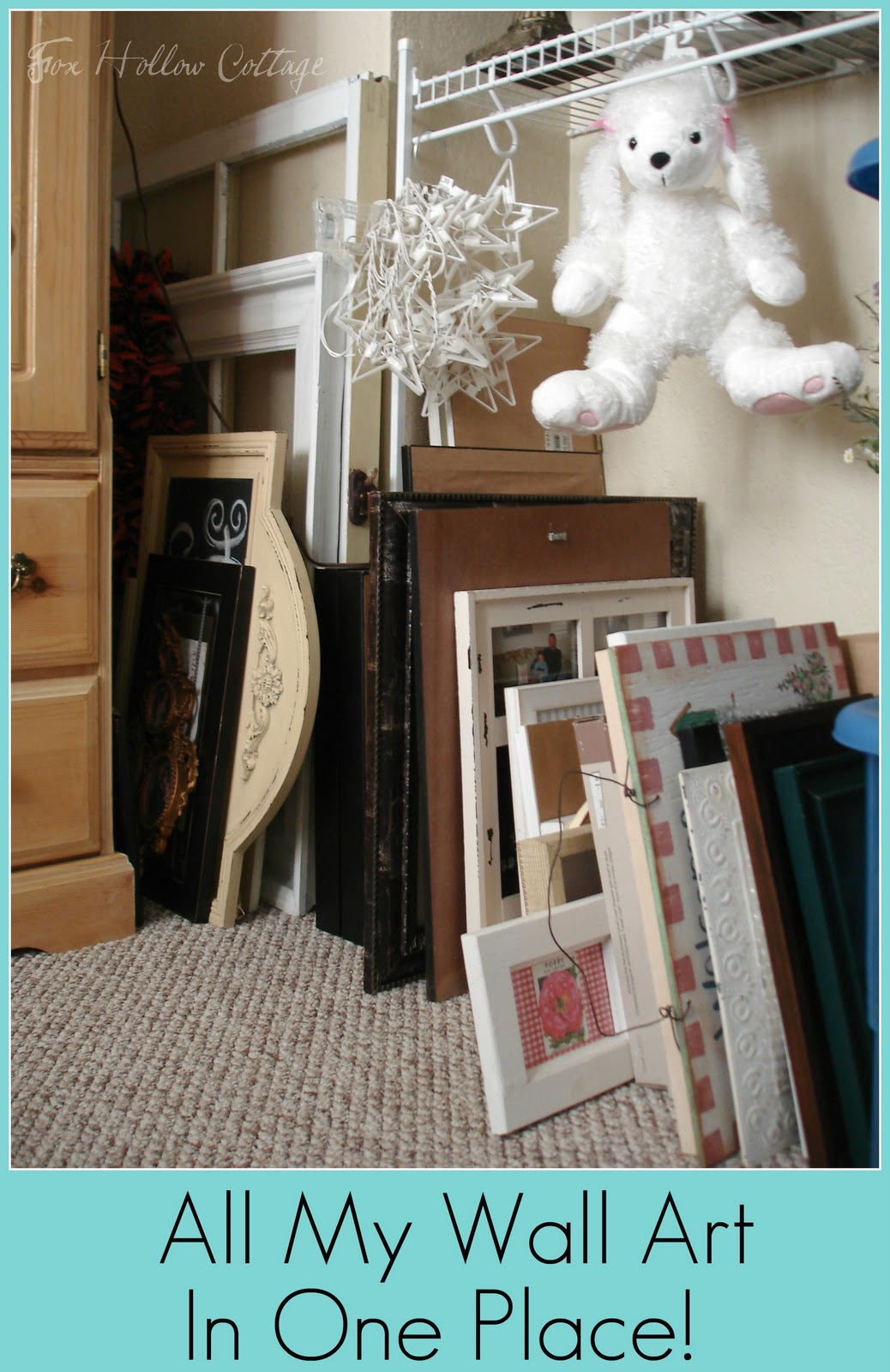Resolution e Organize and Purge Fox Hollow Cottage