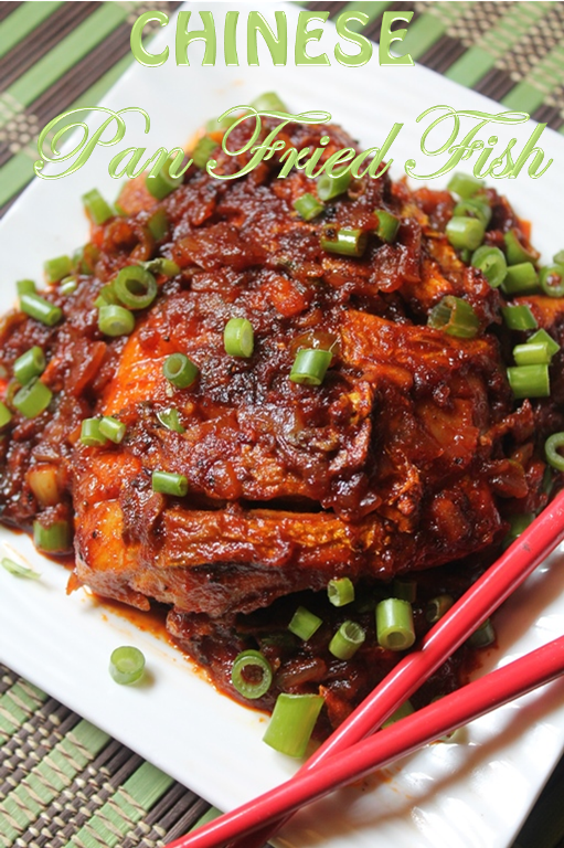 Chinese pan fried fish recipe yummy tummy for Fried fish recipes