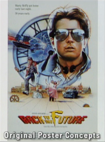 Geek bits alternate back to the future posters hunger games summer
