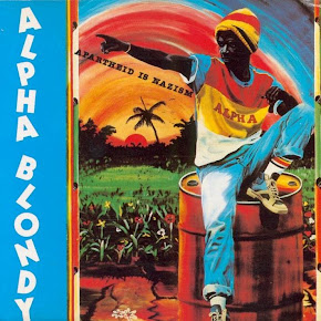 ALPHA BLONDY LP