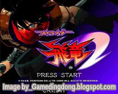 hiryu game seru kelanjutan dari game strider ini tampil dalam game ...