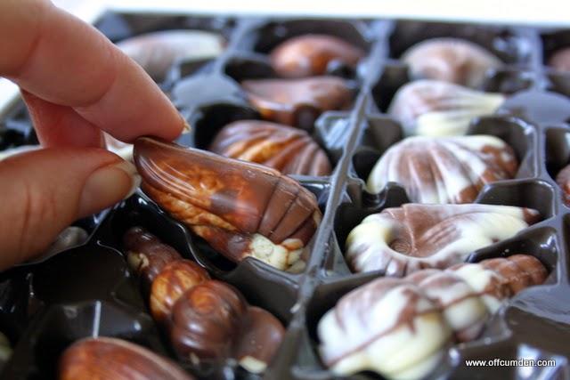 Choosing chocolates