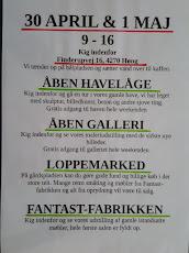 ÅBEN HAVELÅGE