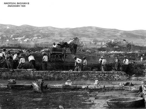 Εκδηλώσεις με αφορμή τη συμπλήρωση εκατό χρόνων από την έναρξη των ανασκαφών στη Νικόπολη