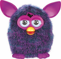 Image of Purple 2012 Furby