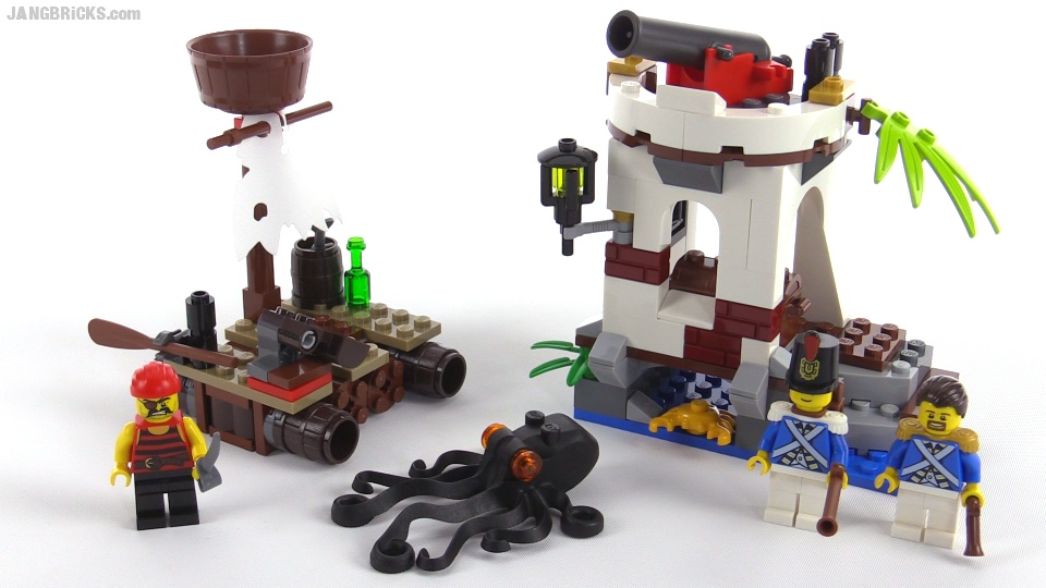 lego pirates 2015 soldiers outpost review set 70410 - Lego Pirate