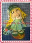 Doll Face [boneca modelada em eva]