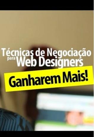 Palestras de Técnicas de Negociação para Web Designers Ganharem Mais!