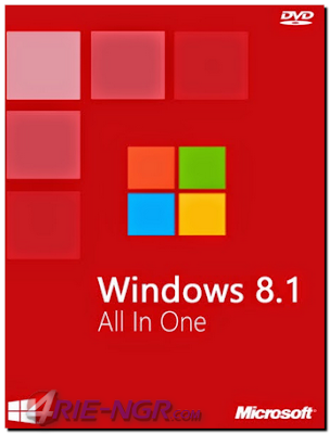 Windows 8.1 AIO (x86/x64) En Update November 2015 Full Terbaru