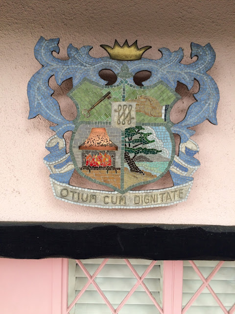 Hofsas House Coat of Arms
