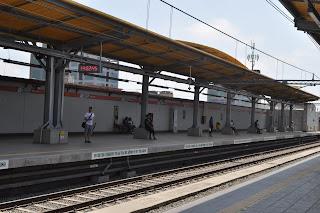 En el Metro de Lima : Línea 1