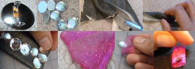 Glam Brooch DIY