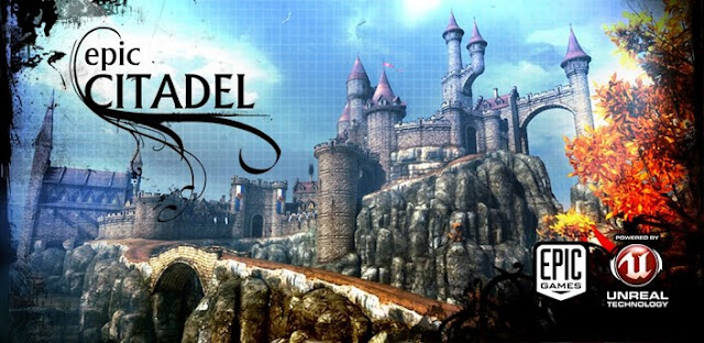Epic Citadel v1.05 APK
