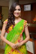Reetu varma sizzling in half saree-thumbnail-6
