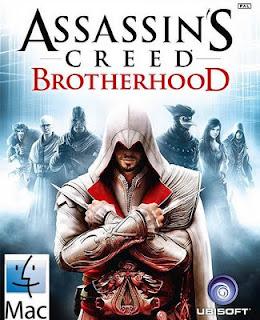 Assassins Creed Brotherhood MACOSX-P2P
