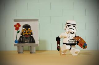 Samsofy, Legographie, Legografía, May the fun be with you, Que la diversión esté contigo