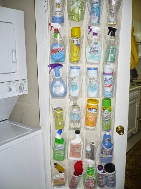 تخزين اغراض المنزل