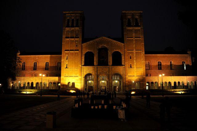 ucla campus at night - photo #7