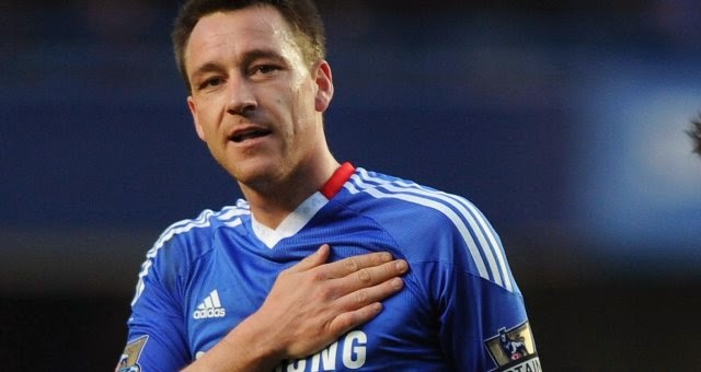 John Terry Perkuat Pertahanan Manchester City