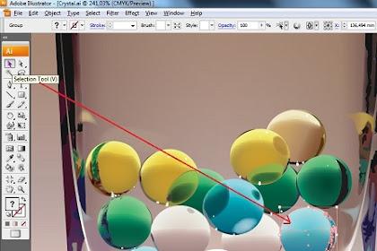 Memotong dan menyisipkan objek ( cutting dan pasting )