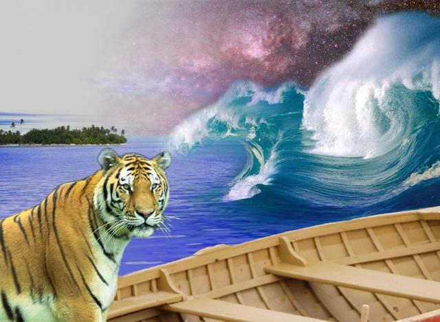 Life of pi life of pi characters for Life of pi characterization