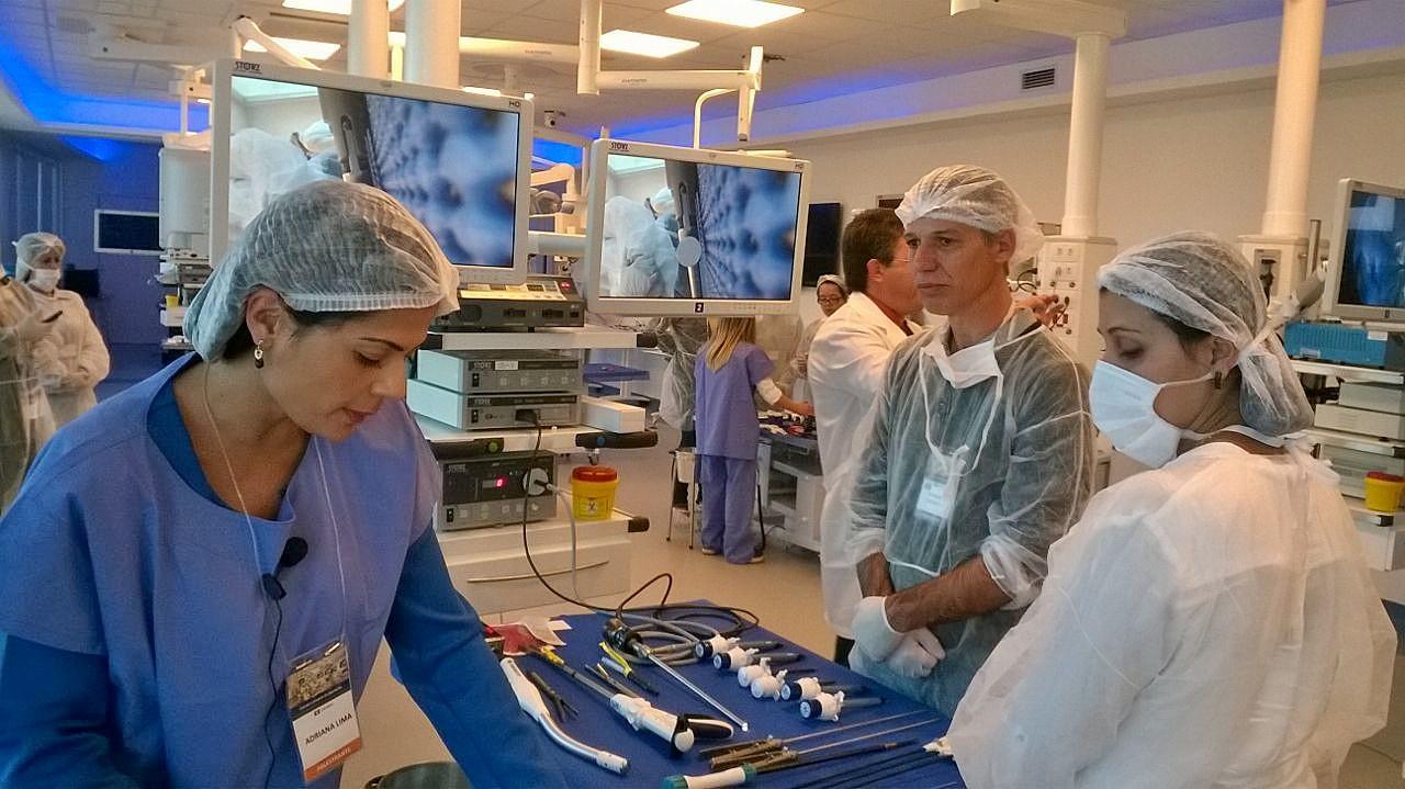 Instrumentadora cirurgica curso