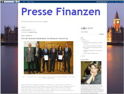 Presse Finanzen