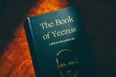 """The Book of Yeezus"" is a mockery of the Bible."