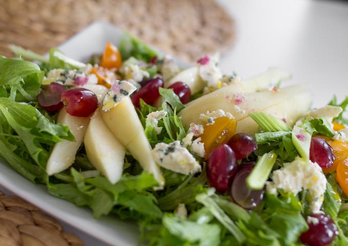 viikonlopun salaatti sunnuntai päivällisen salaatti