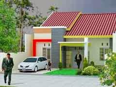 harga rumah di lingkungan perkotaan melambung tinggi