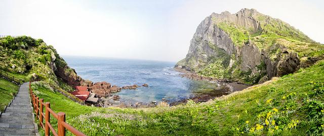 Pulau Jeju Korea