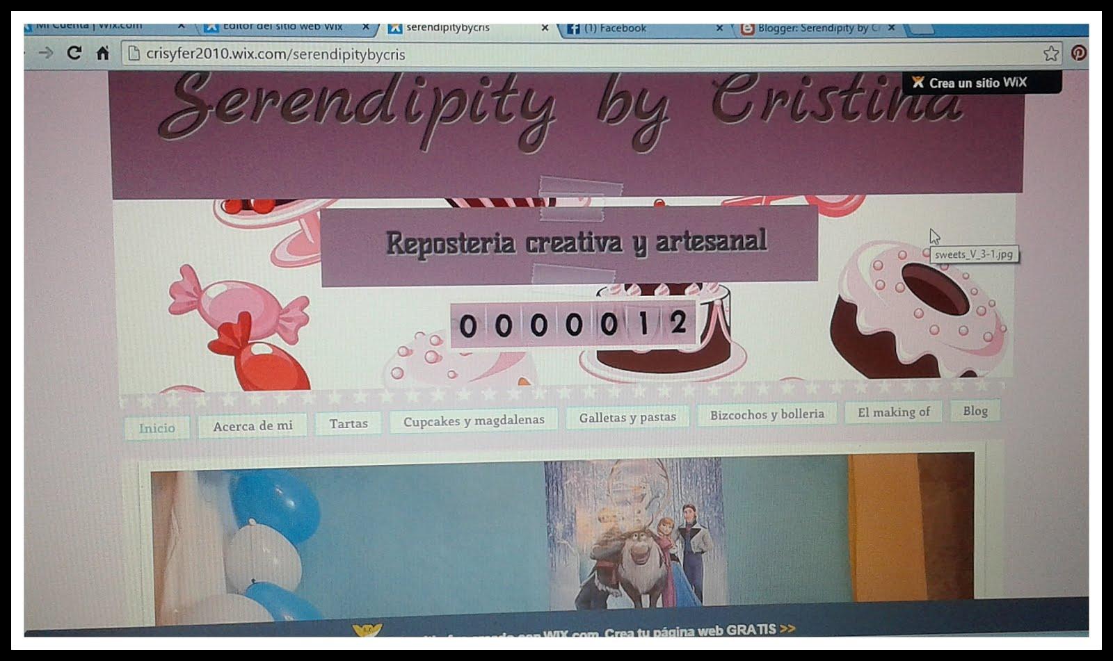 MI WEB DE REPOSTERIA