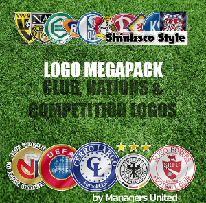 ShinIzsco's Football Manager 2014 Logo Megapack