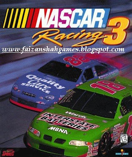 Nascar racing 3 track