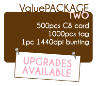 ~ value package two ~