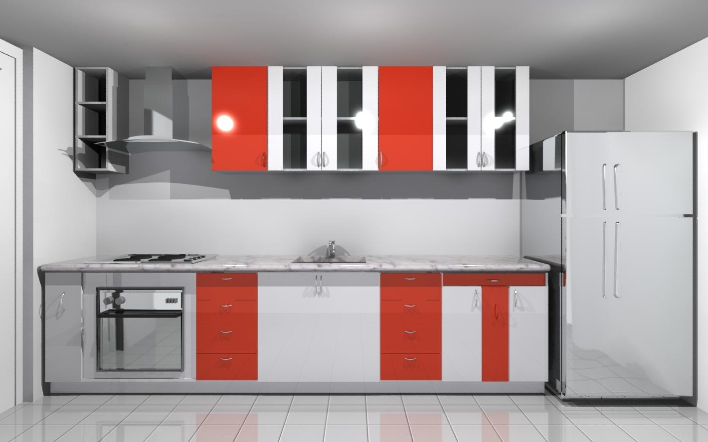 Area de Funcionabilidad Cocina  Lavadero  Refrigeradora