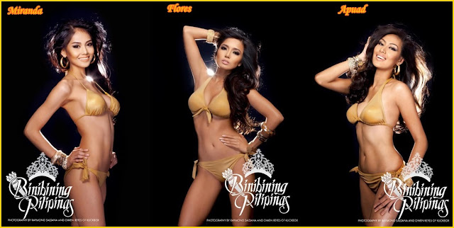 15 Binibining Pilipinas 2013 Swimwear Glamshots I Like Best!