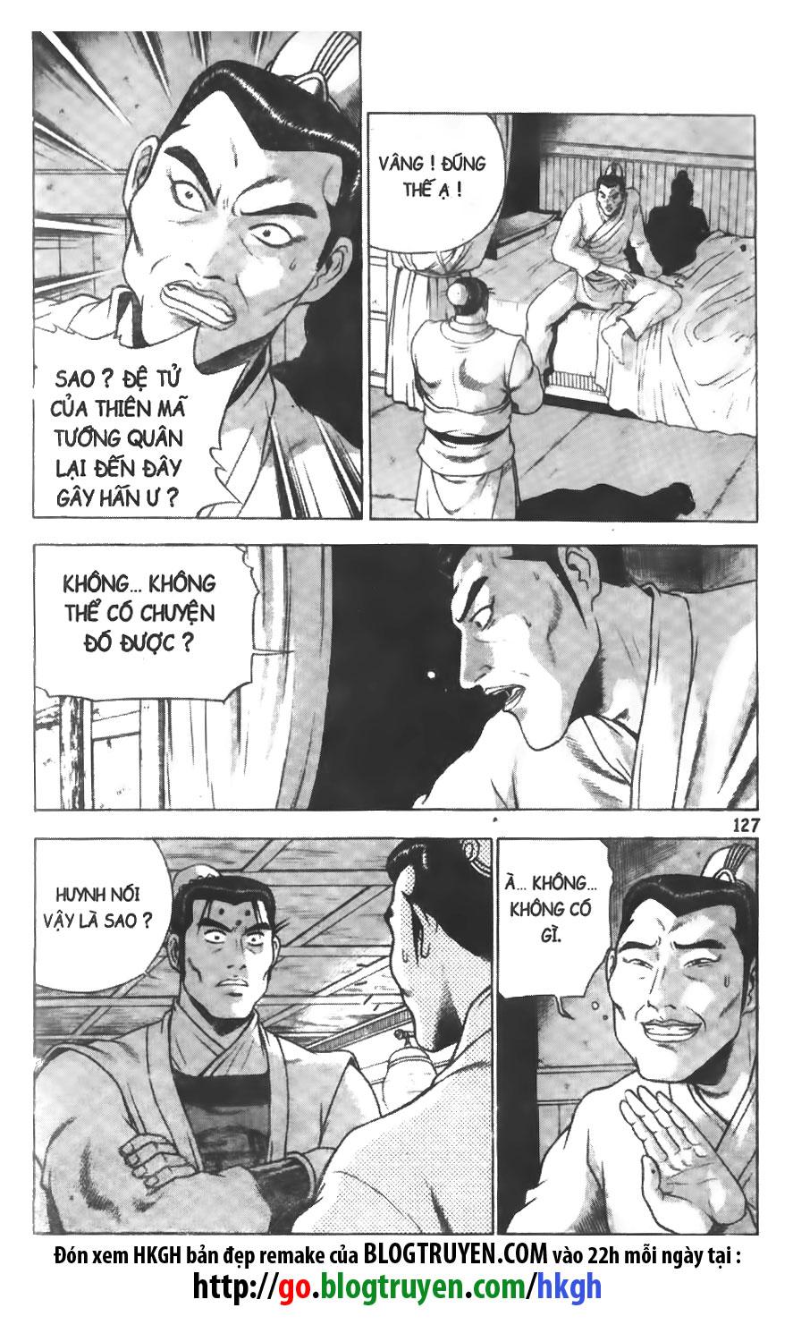 Hiệp Khách Giang Hồ chap 198 Trang 23 - Mangak.info