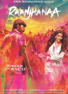 Watch Raanjhanaa 2013 Hindi Movie Online