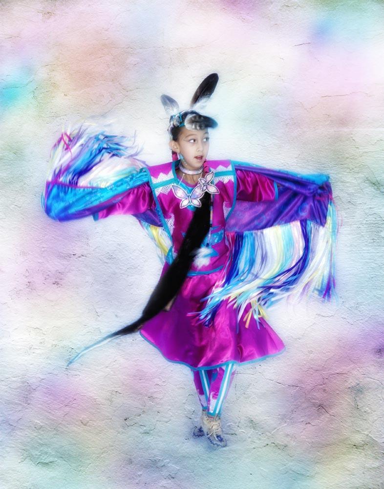 Fancy Dancer Drawing Fancy Shawl Dancer Csun