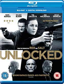 Unlocked 2017 English Movie Download BBRip 720p ESubs at xcharge.net